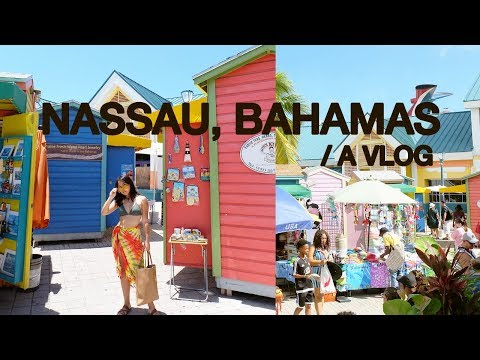 BAHAMAS VLOG: What to do & where to eat in Nassau (Atlantis, Paradise Beach & more) | Ian Sta Maria