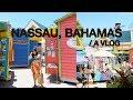 BAHAMAS VLOG: What to do & where to eat in Nassau (Atlantis, Paradise Beach & more) | Ian Sta Maria
