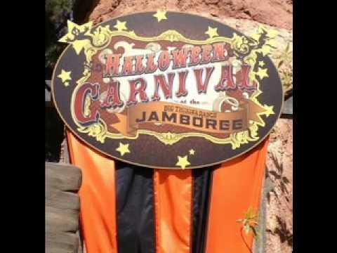 DIY Halloween carnival decorating ideas