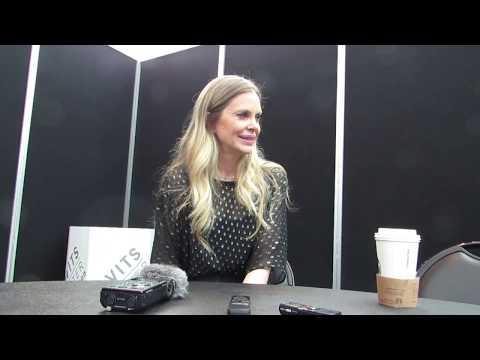 NYCC 2017: Lore Actress Kristin Bauer van Straten