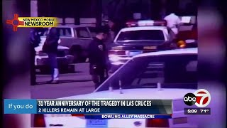 Notorious Las Cruces bowling alley massacre remains a mystery 31 years later