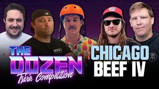Trivia Showdown: Insane Rivalry Rematch In The Chicago Beef Iv  Ep. 019 Of 'the Dozen'