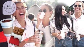 Kahve & Çikolata Çılgınlığı! 🤪İstanbul Kahve Festivali 🍫🍬| VLOG Video