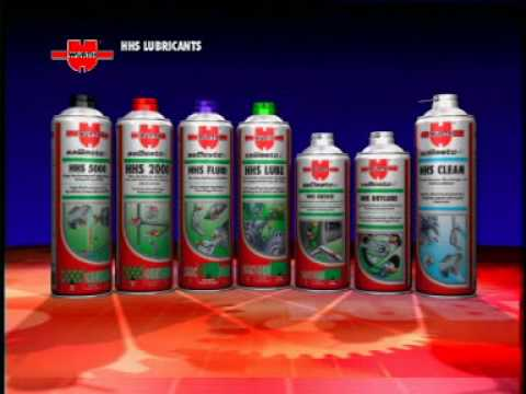 Würth HHS Adhesive Lubricants