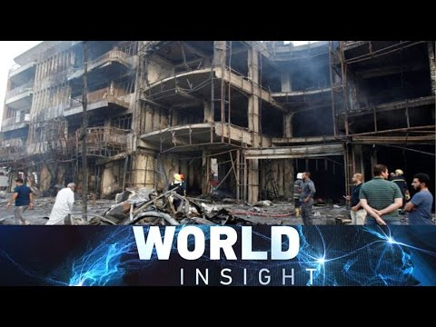 World Insight 07/05/2016 Attacks on Dakha, Baghdad; Media convergence
