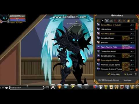 Aqw - Cool Armor Combos (Part - 2)