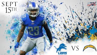 Detroit Lions beat L.A. Chargers 13-10 (Big Play Slay)