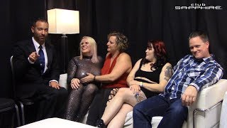 Real Swinger Interviews - Matt & Bianca with Josh, Jordan & Gina