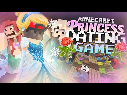 Princess Dating Game (Minecraft Roleplay)
