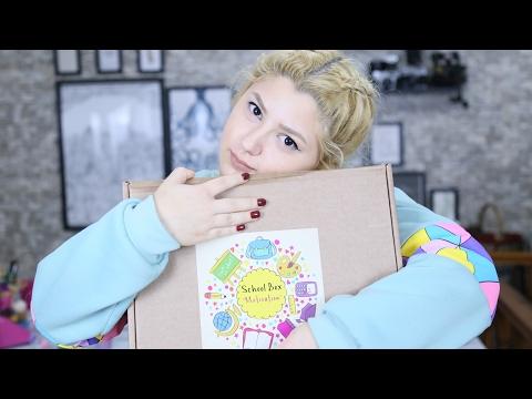 WOOHOO BOX | School Box Motivation | KUTU AÇILIMI