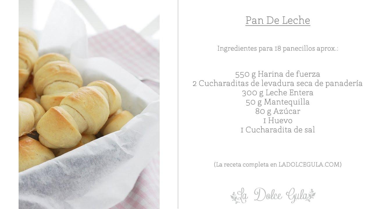 La dolce gula recetas c mo hacer pan de leche f cil paso - Hacer armario empotrado paso paso ...