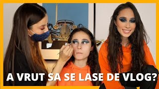 AM MACHIAT-O PE ANDRA GOGAN - MAKEUP & GOSSIP