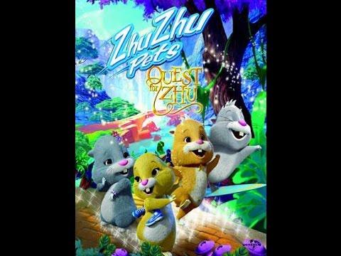 Zhu Zhu Pets – Quest for Zhu Alla ricerca di Zhu  Film Completi in İtaliano   Animazione