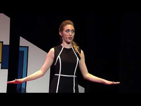 Millennials need a mentor in the workplace | Lauren Hoebee | TEDxTWU