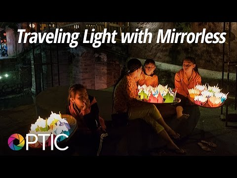 Optic 2016: Traveling Light with Mirrorless with Krista Ross
