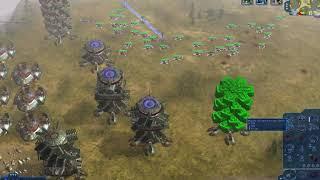 Earth 2160: LC vs UCS Hardcore Lost Temple