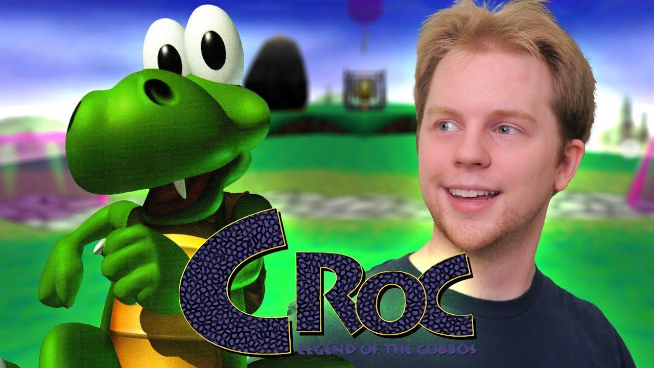 Download Croc: Legend of the Gobbos - Nitro Rad