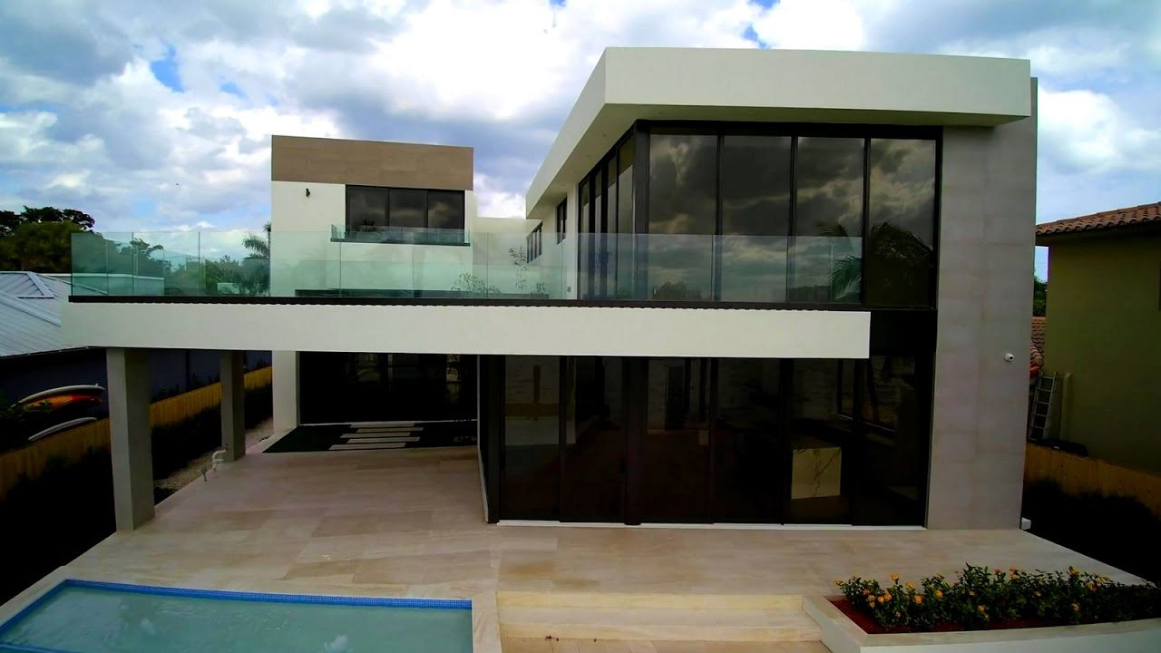 Luxury Best Modern House Plans and Designs Worldwide - YouTube on Amazing Modern Houses  id=99522