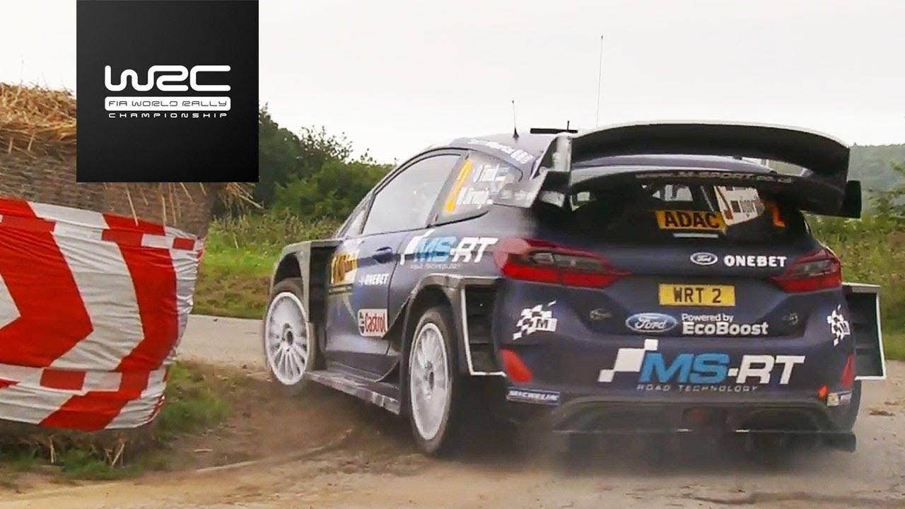 WRC - ADAC Rallye Deutschland 2017: Highlights Stages 18-20