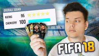 FIFA 18 - É POSSIVEL FAZER O DRAFT 194 ? - FUTDRAFT ‹ PORTUGAPC ›
