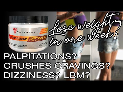Lose Weight In One Week (Valentus Coffee Side Effects, Review And Tips) 2019