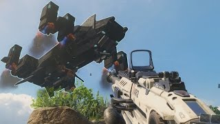 call of duty black ops 3 multiplayer mothership highest killstreak gameplay cod bo3 online