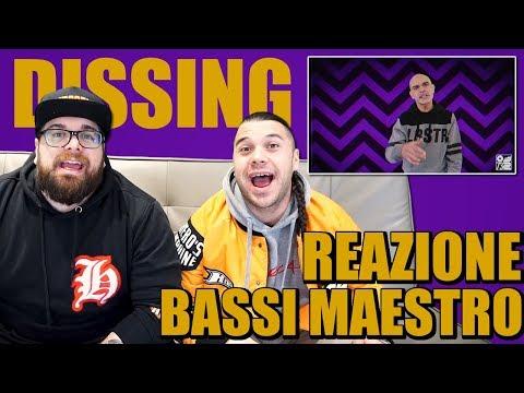 ( DISSING ) | BASSI MAESTRO - POKOFLOW | RAP REACTION 2018 | ARCADE BOYZ