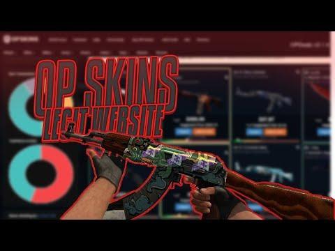OPSKINS LEGIT/ 100% SAFE WEBSITE!!!