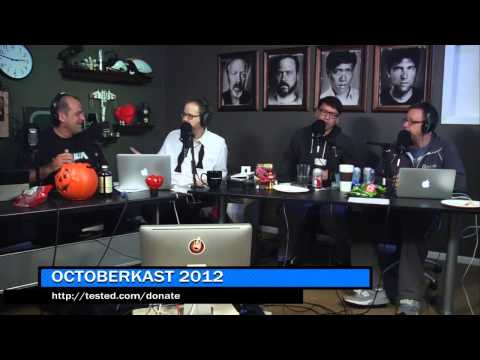 OCTOBERKAST 2012 - Part 5 - Alexis Gallisa, Patrick Norton, Drew Scanlon