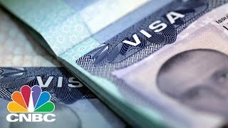 donald trump s issues with h1b visas and immigration   cnbc