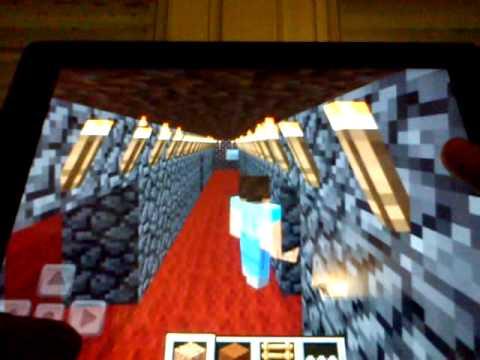 Maison Minecraft Salle A Manger Piscine Jardin Grenier 2