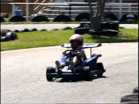 child and two-seater karts.