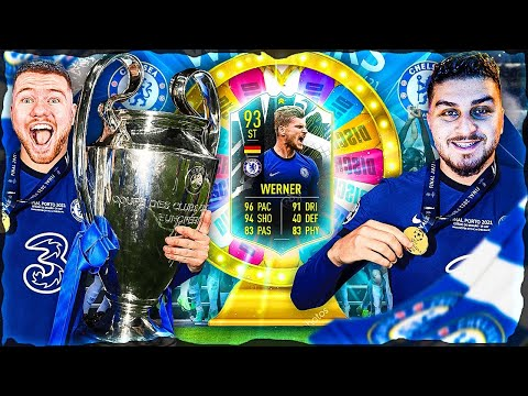 FIFA 21: WERNER SBC DISCARD ROULETTE 🔥🔥