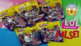 APRO LOL SURPRISE FALSE COMPRATE IN EDICOLA! (LOL CONFETTI POP FALSE) Iolanda Sweets