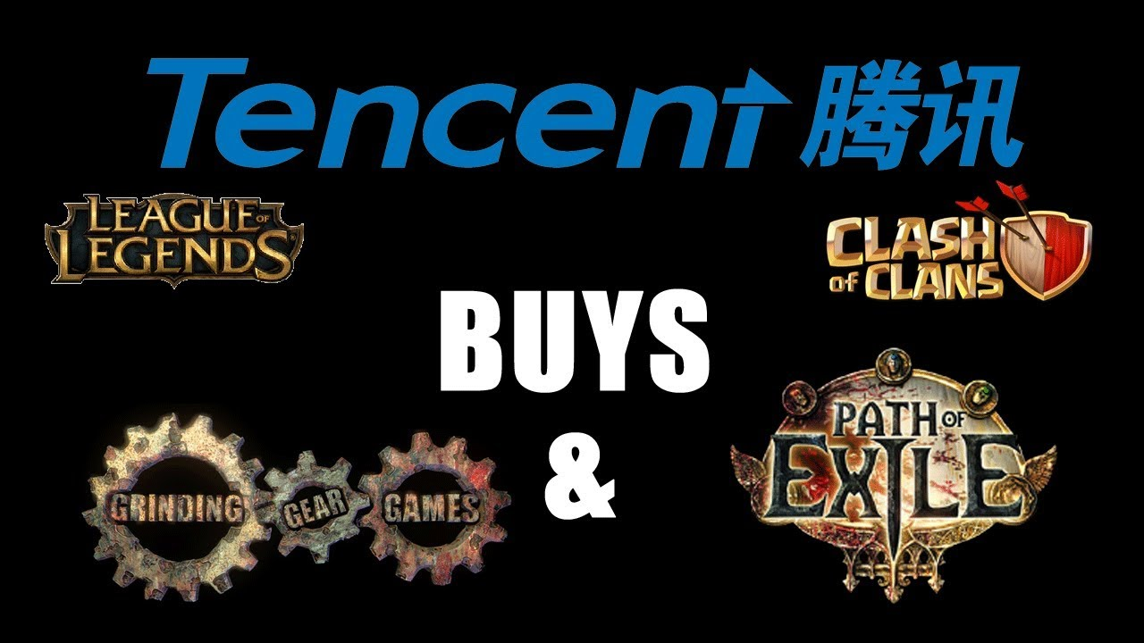"""Tencent and GGG POE""的图片搜索结果"