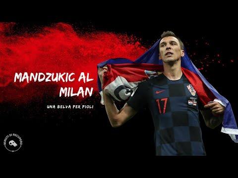 Mario Mandzukic al Milan: cosa porterà ai rossoneri?