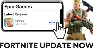 Fortnite Mobile : How to download update - New Patch