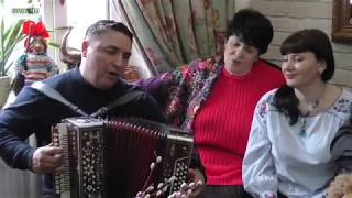 А кругом тишина предрассветная! Алексей Ефимов и Геннадий Аксенов. Гармонь - это душа народа.