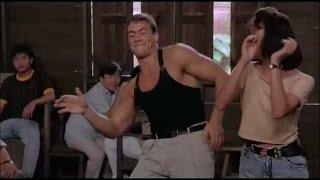 """Танец Ван Дамма из фильма """"Кикбоксер"""" Van Damme dance"""