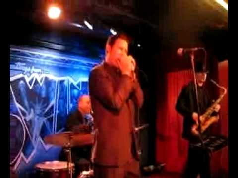Lounging At The Waldorf (Fats Waller) Harmonica Solo