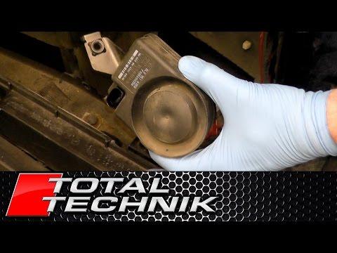 How to Remove Alarm Siren - Audi A4 S4 - B6 B7 - 2001-2008 - TOTAL TECHNIK