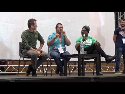 Metztorii, 13 & 14 mai 2017 - Conférence Invités : Christopher Judge et Corin Nemec