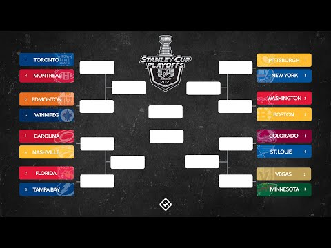 Stanley Cup Playoffs Predictions! *2021*