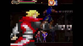 Castlevania Portrait of Ruin Easy Boss Fight Number 15