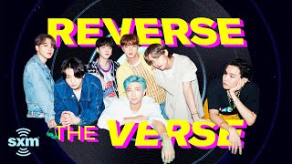 BTS Guess Their Songs Played Backwards | Reverse The Verse