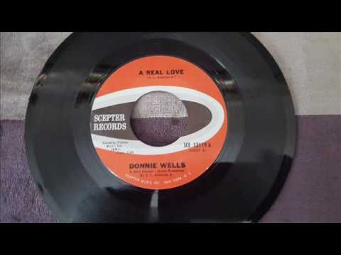 Donnie Wells - A Real Love