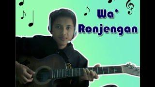LAGU ADAT Madura...!!! Music by Zainul Mustaqim - Wa' Ronjengan
