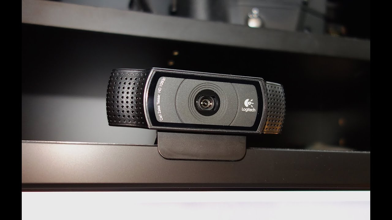 Logitech c920 Webcam Update and Tips for Mac OS X Users