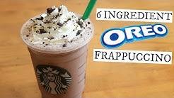 Oreo Frappuccino | Starbucks Secret Menu
