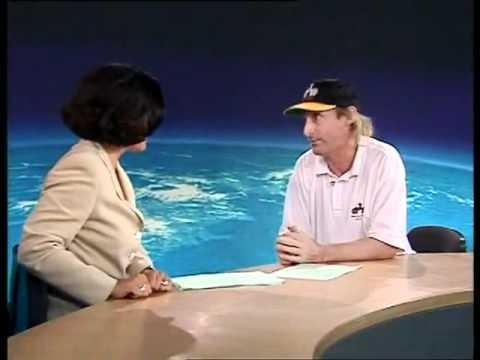 Otto Waalkes 1997 ORF ZIB 2 Live-Studio